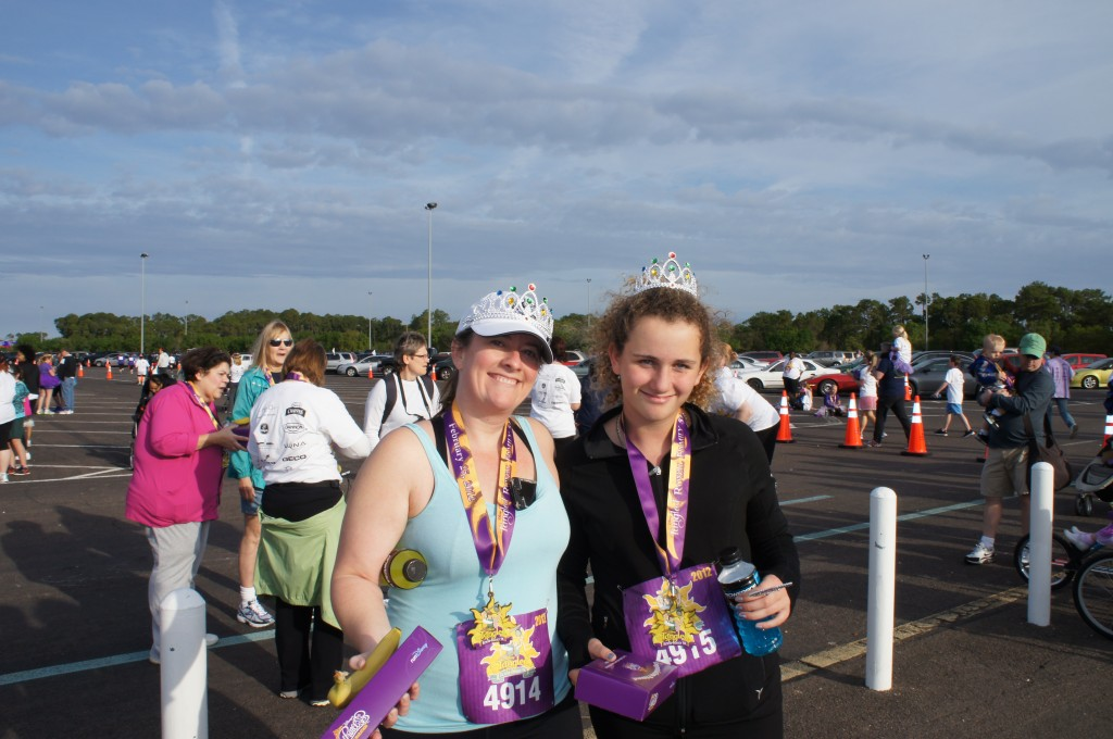 DisneyEveryDay.com runDisney 5K Finishers