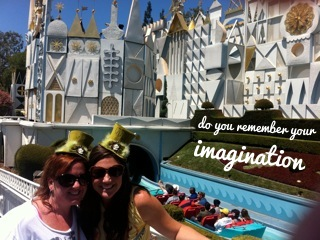 Do you remember your imagination