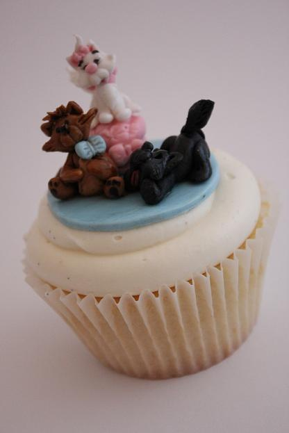Beloved Disney Movie Scene Cupcakes Disney Every Day