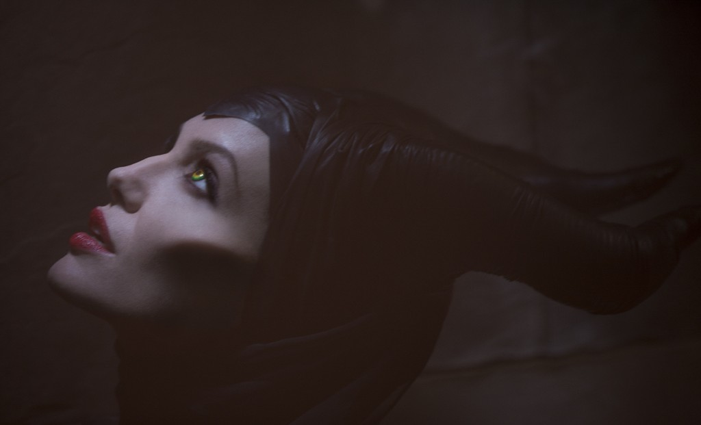 Angelina Jolie Transforms into Maleficent for New Disney Movie