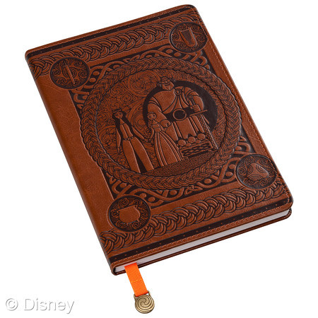 Disney Pixar Old World Look BRAVE Journal and Pen Set