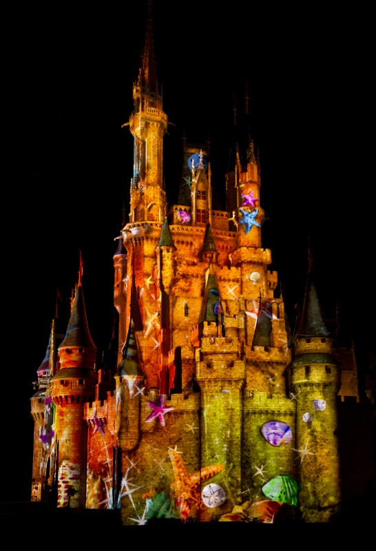 Cinderella Castle Transforms Into a Sand Castle This Summer at the Magic Kingdom
