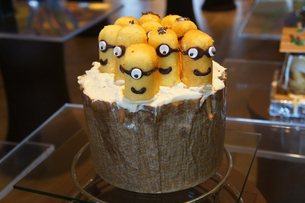 Hilton Bonnet Creek Cupcake Lovers Weekend Minion