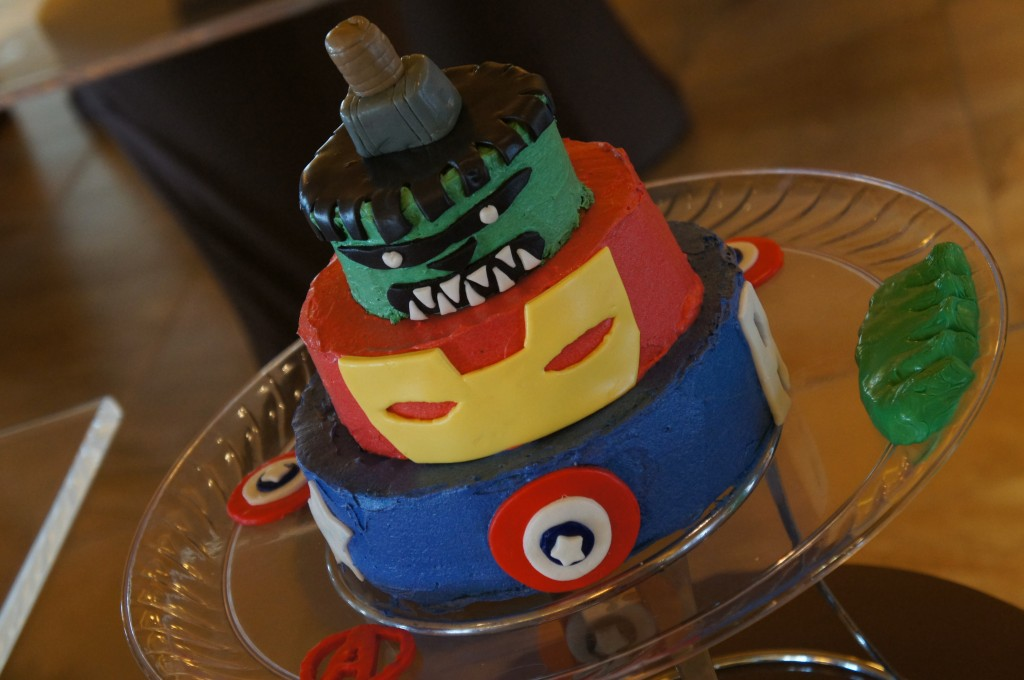 Hilton Bonnet Creek Cupcake Lovers Weekend Avengers