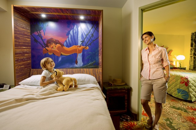 Disney Art of Animation Resort Lion King Suite