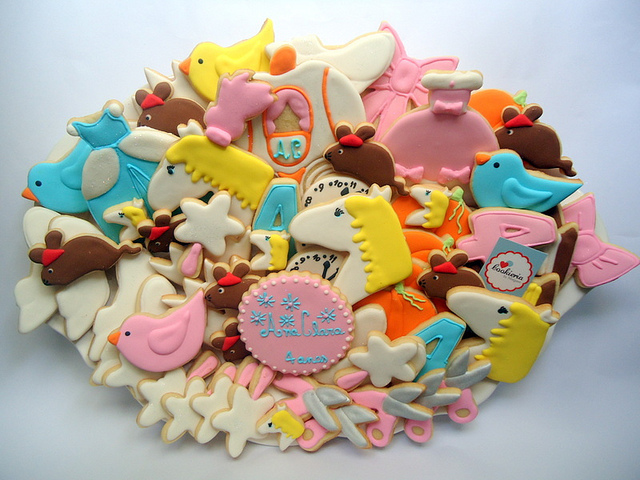 Disney Cinderella Cookie Platter