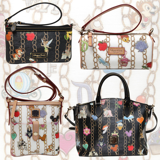 Disney Dooney & Bourke Charms Collection Bags Coming Soon