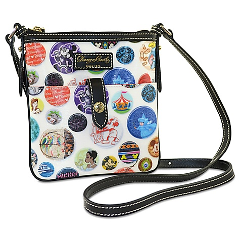 Have You Seen the New Dooney and Bourke Disney Buttons Bag Collection?