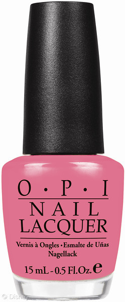 New Disney Limited Edition Minnie Mouse OPI Nail Polish Pink