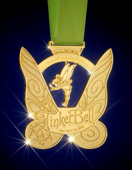 Earn Some Fairy Bling at the 2013 Tinker Bell Half Marathon Weekend at Disneyland Resort
