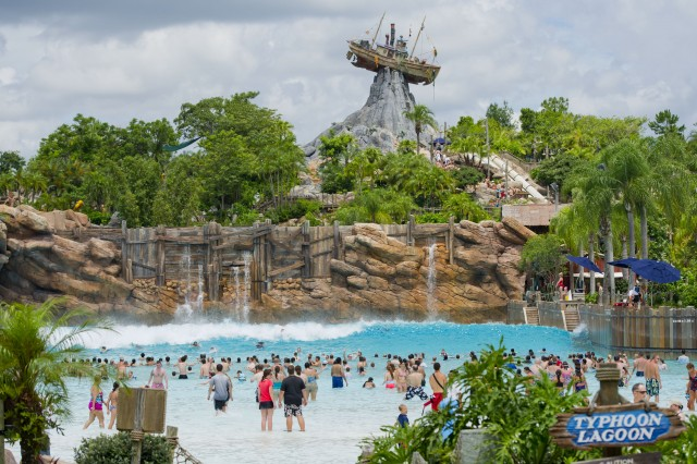 2012 Summer Extra Magic Hours for Typhoon Lagoon and Blizzard Beach Water Parks