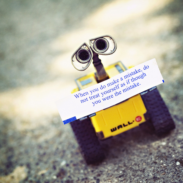 Wall-E Offers Sound Advice