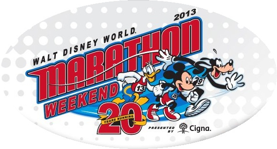 2013 Walt Disney World Marathon Weekend