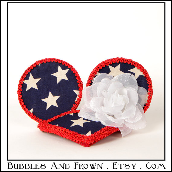 American Flag Minnie Mouse Ears Hat
