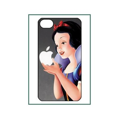 Apple and Disney iPhone Cover MashUp