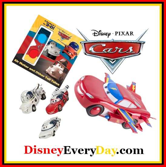 Disney Pixar Cars Take Flight Toy Package
