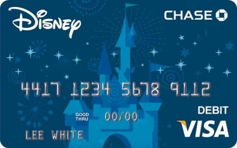 Chase Disney Debit