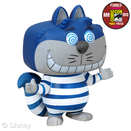 "Cheshire Cat 3"" POP!"