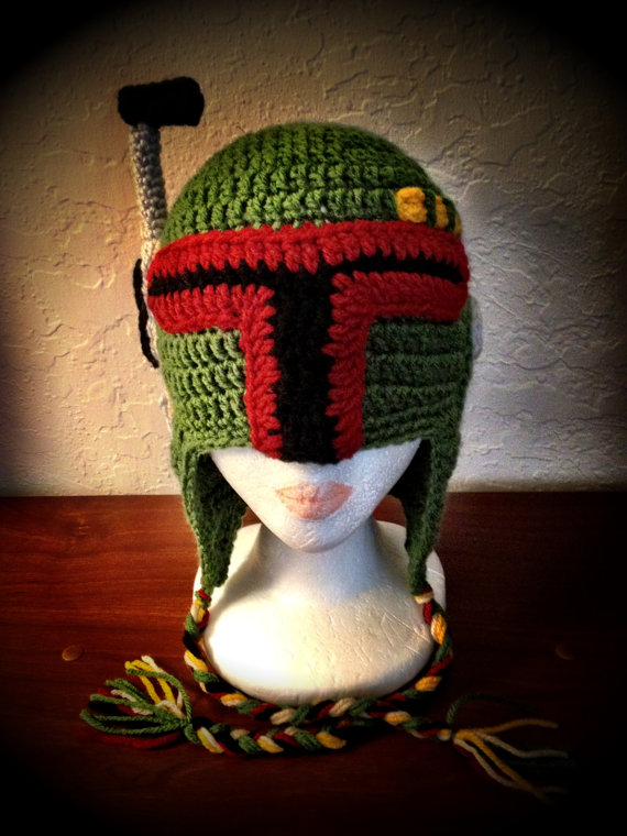Custom Star Wars Boba Fett Bounty Hunter Hat