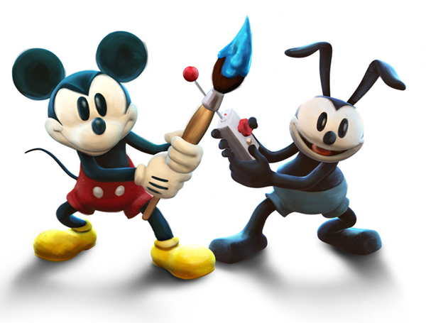 Disney Epic Mickey 2: The Power of Two Video Game Demo Now Available for Download