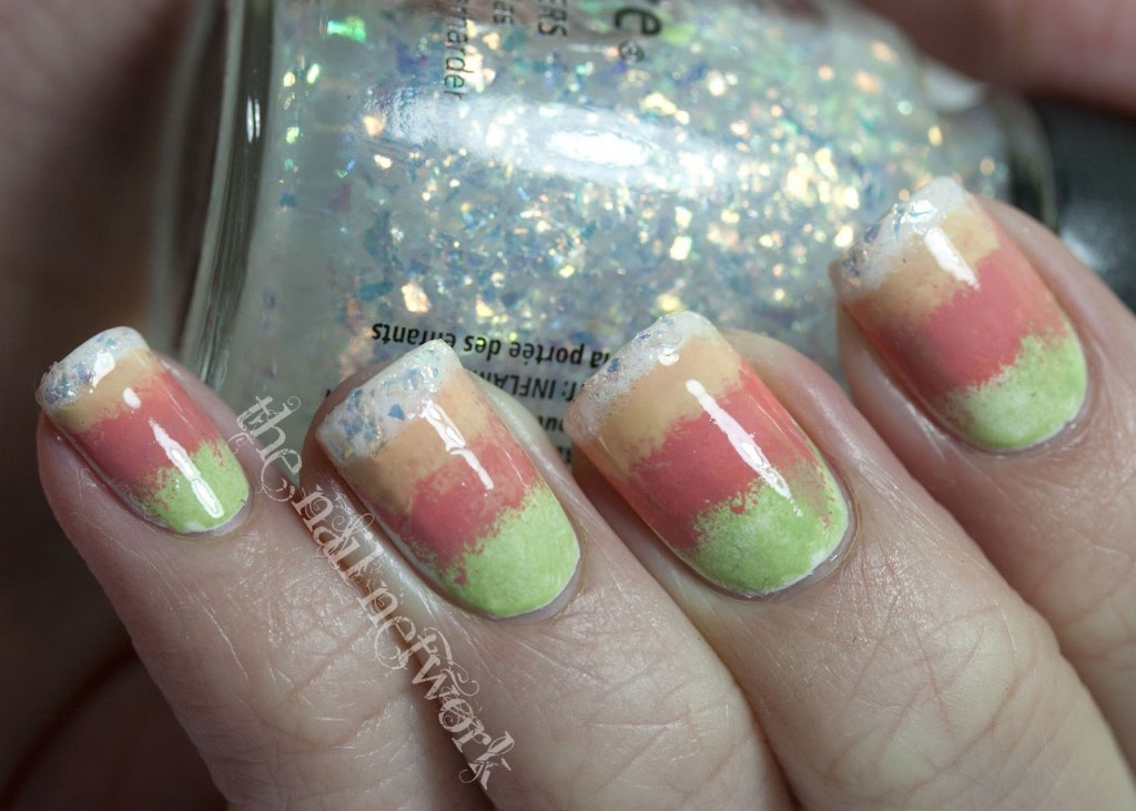 Disney Fiesta Margarita Manicure to Celebrate National Tequila Day 2012