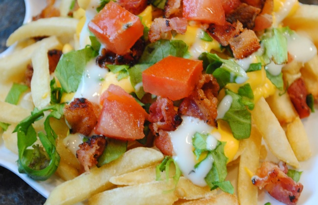 Disney Figaro Fries Recipe
