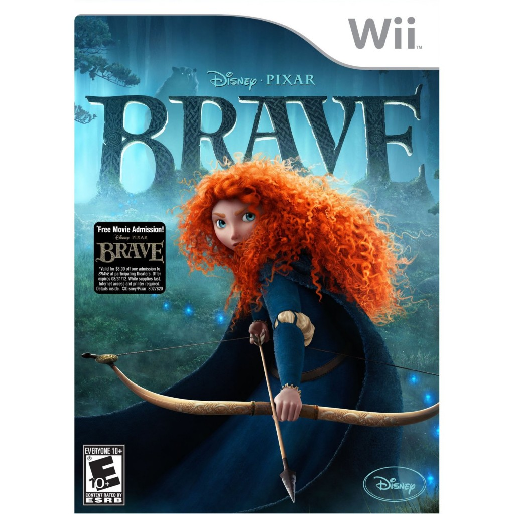 Here's the Skinny on Disney Pixar BRAVE: The Video Game