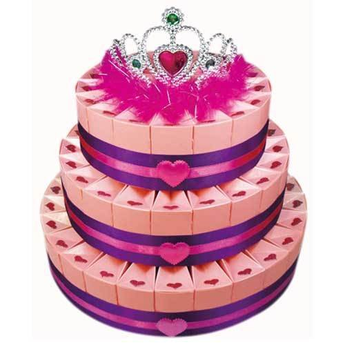 Disney Princess Party Favor Cake