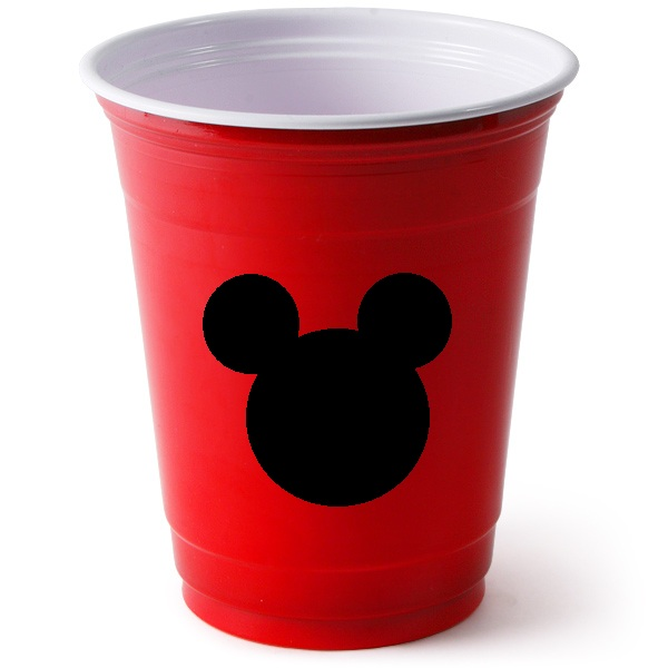 Disney Red Solo Cup