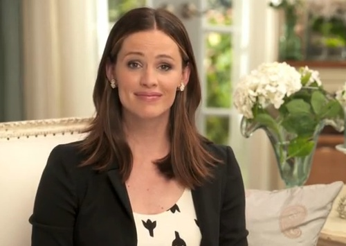 Video Interview With Jennifer Garner On The Odd Life Of Timothy Green Disney Every Day