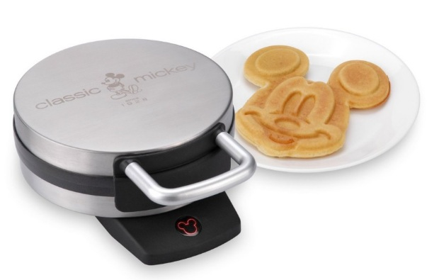 Large Single Classic Mickey Waffle Maker