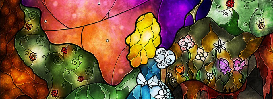 Mandie Manzano Alice in Wonderland FB Cover 3