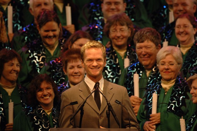 2012 Epcot Candlelight Processional Dates and Times