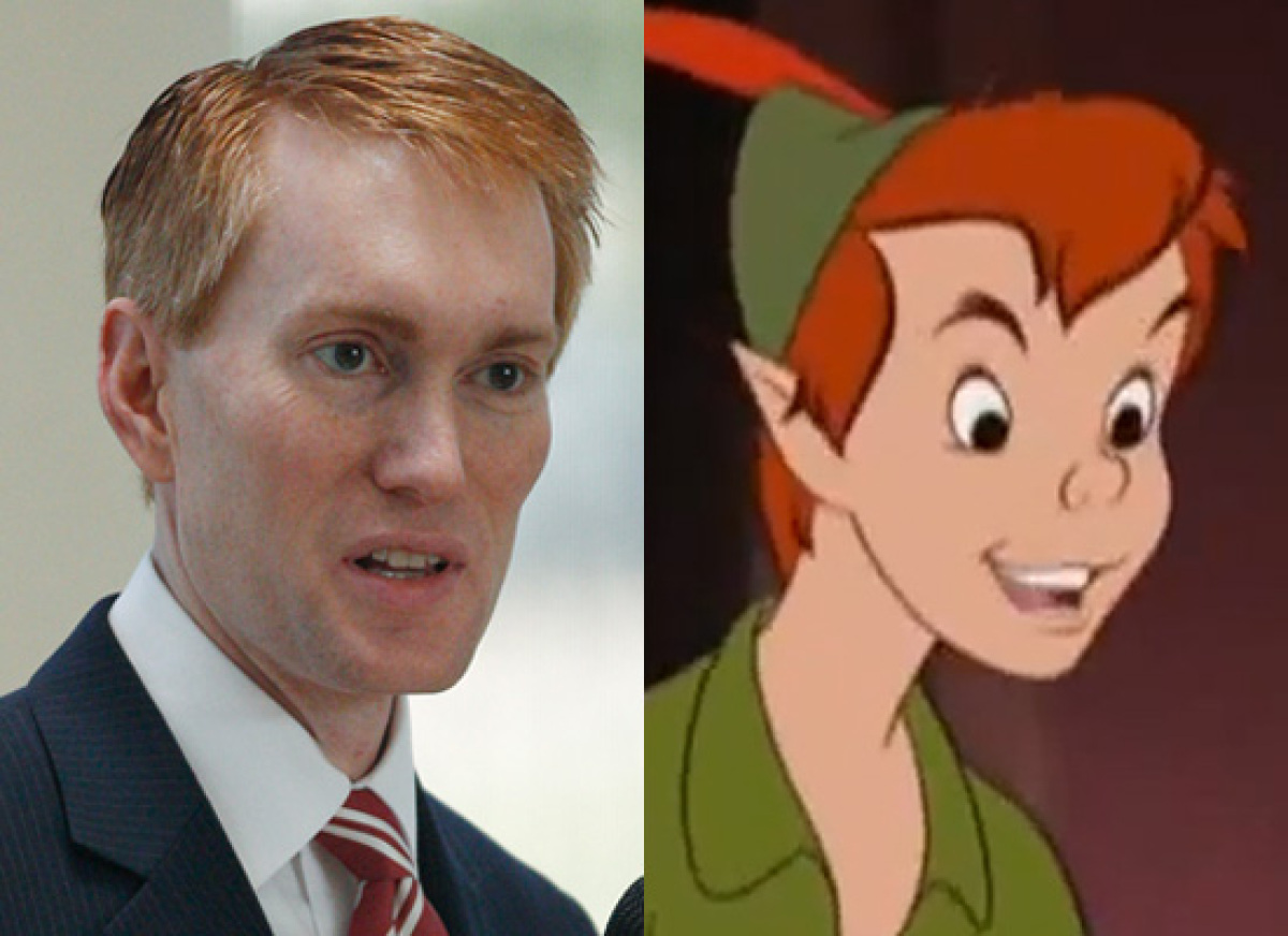 Politicians Who Look Like Disney Characters