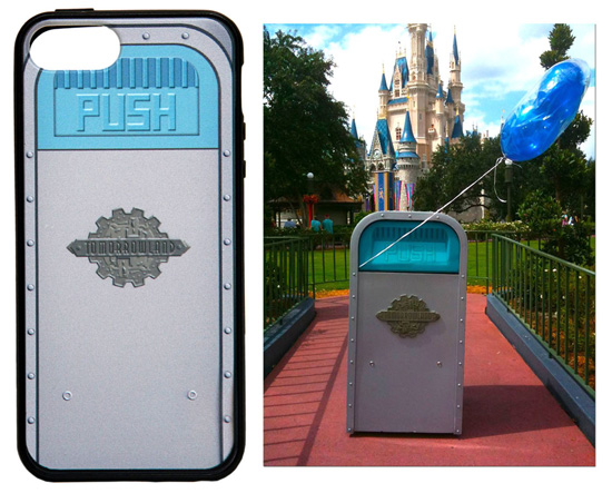 Push Trash Can iPhone Phone Case