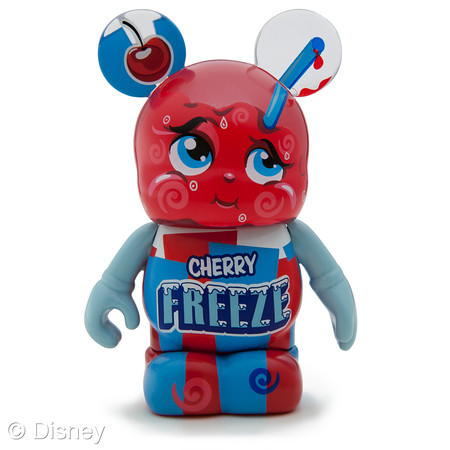 So Tasty Comic-Con Vinylmation Series - Cherry Freeze
