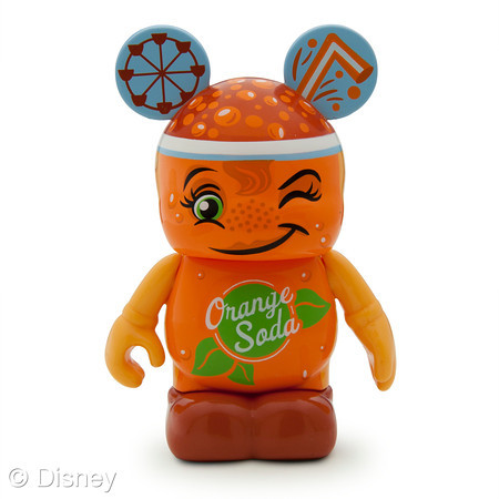 So Tasty Comic-Con Vinylmation Series - Orange Soda