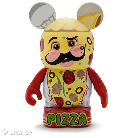 So Tasty Comic-Con Vinylmation Series - Pizza