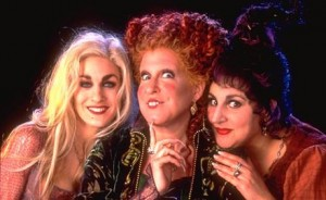 "Disney Has ""Hocus Pocus"" Movie Sequel in the Works"