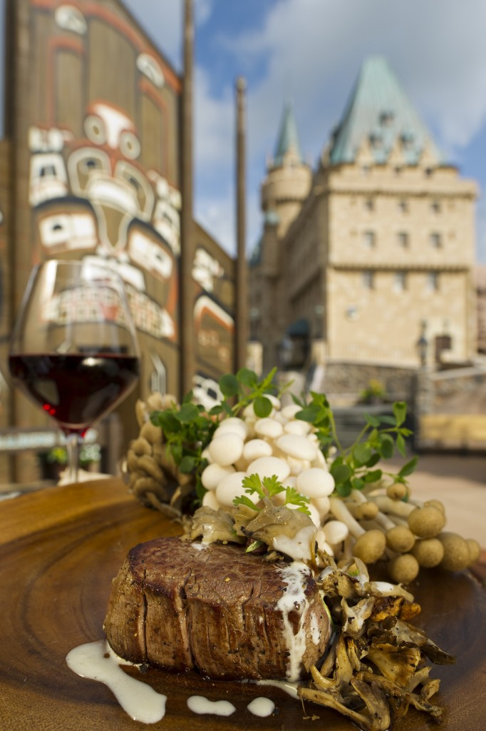 First Look at the Canada Beef Filet for the 2012 Epcot International Food and Wine Festival