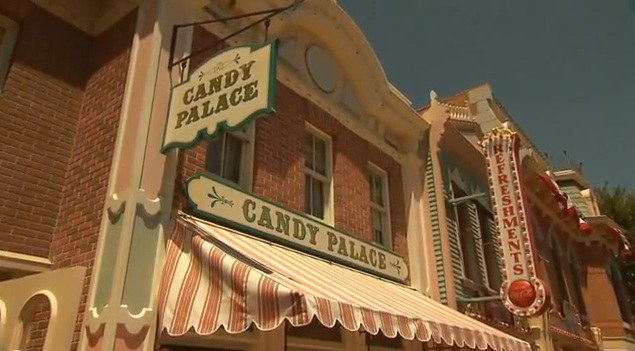 Candy Palace Disneyland