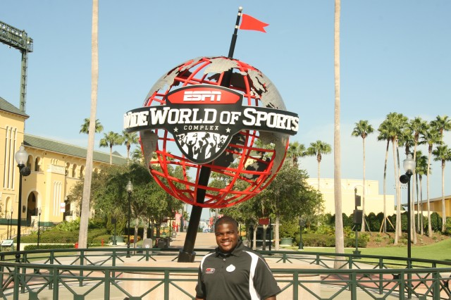 Derrick Johnson Cast Member Disney