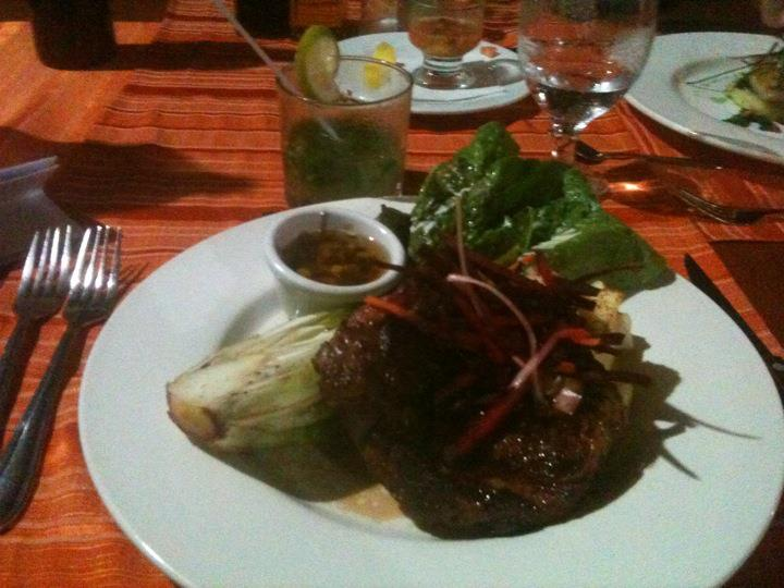 Disney ABD Costa Rica Steak