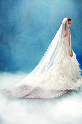 Eight Disney Fairy Tale Wedding Veils Named After Princesses by ...