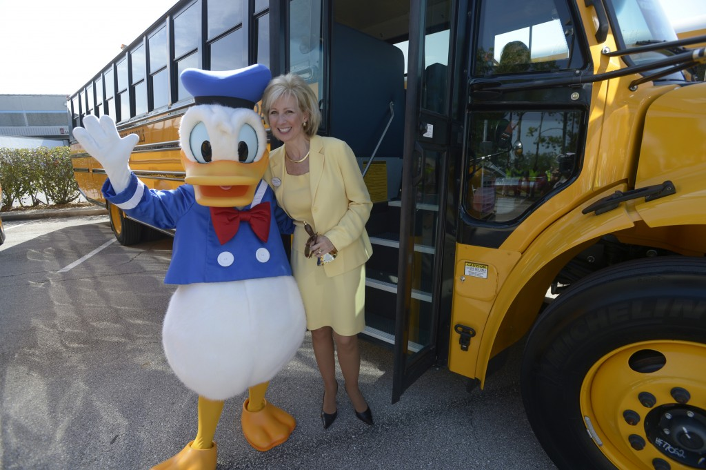 13,000 Students Will Be Happier Thanks to Walt Disney World