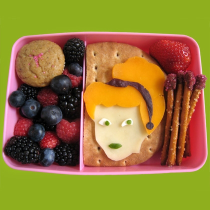 Disney Princess Cinderella School Lunch Bento Box