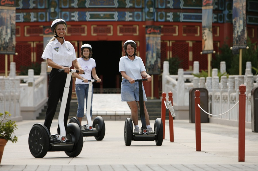 New Disney Segway Tour Sure to Delight Epcot Fans
