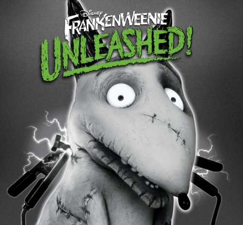 WALT DISNEY RECORDS FRANKENWEENIE UNLEASHED