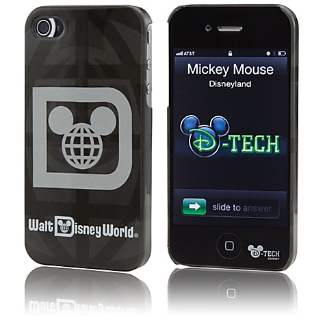 Two Limited Edition Disney iPhone 4S Cases for Sale. Get Em While You Still Can!