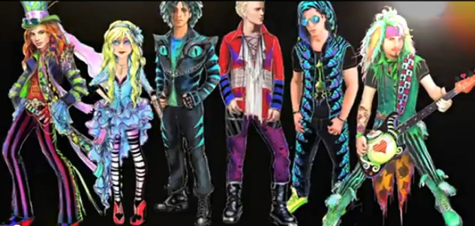 Mad T Party Costumes